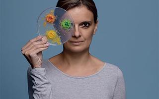Audrey Dussutour, spécialiste des organismes unicellulaires