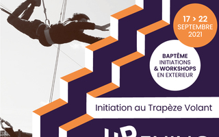 UP-Ening Formations - Initiation au TRAPEZE VOLANT