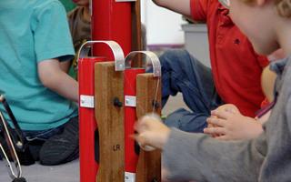 Atelier vacances de la Toussaint : Musicomusée (7-10 ans)
