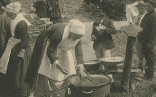 Quand la crêpe devient bretonne : histoire d'une invention