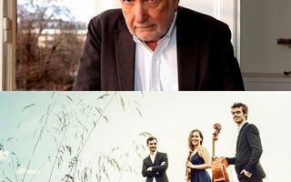 François Berléand et Trio Hélios - Le Manteau de Nicolas Gogol