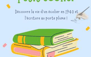 """Atelier Famille """"Petit écolier"""""""