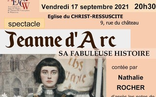 La fabuleuse histoire de Jeanne d'Arc