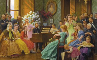 """Récital """"Carte postale de Bohème"""""""