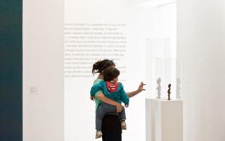 Raconte-moi le musée (18 mois - 3 ans)