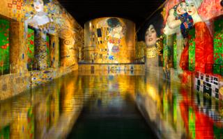 Gustav Klimt, d'or et de couleurs