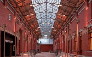 Visite guidée de la Condition Publique « De briques et d'art »