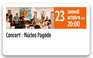 Núcleo Pagode ( musique brésilienne )