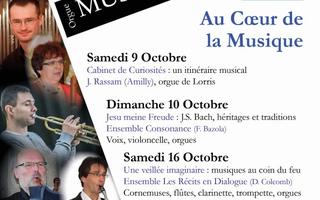 35e Festival d'Orgue et de Musique Ancienne de Lorris