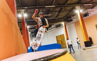 Skate, design et urbanisme
