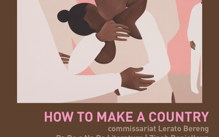 HOW TO MAKE A COUNTRY