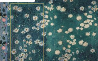 """Conférence gratuite – La restauration du """"Parterre de marguerites"""" de Gustave Caillebotte en compagnie des restaurateurs"""