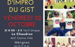 Cabaret D'Improvisations du GIST