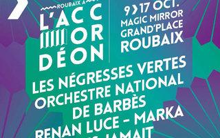 Festival Roubaix à l'accordéon