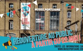 Réouverture du Musée portuaire
