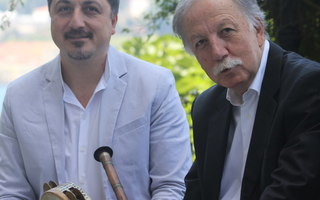 Duo Ömer et Ahmet Erdogdular