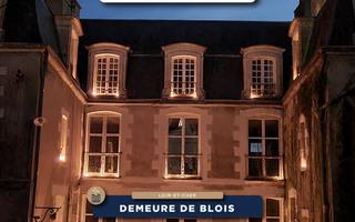 La Nuit des Châteaux à la Demeure de Blois