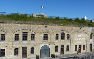 Réouverture du Fort des Dunes de Leffrinckoucke