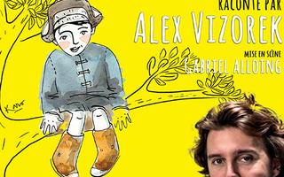 PIERRE ET LE LOUP par Alex Vizorek