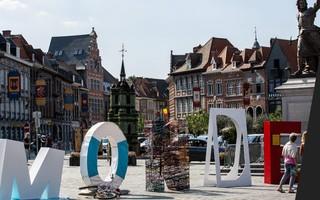 Les rencontres inattendues à Tournai