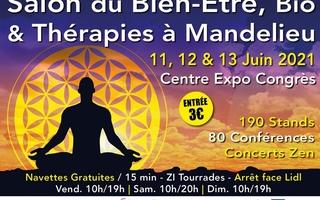 Salon du Bien Etre, Bio & Thérapies de Mandelieu