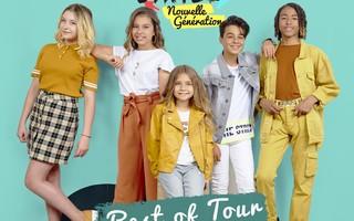 KIDS UNITED - Nouvelle génération : best of tour 2021