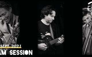 JÀM Session - Trio Maertenosonillet