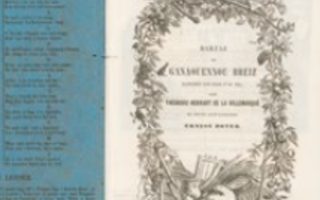 Le marquis de Pontcallec dans la tradition chantée en Bretagne