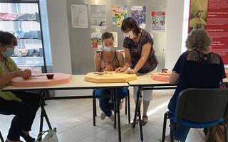 Ateliers dentelle - Initiation à la dentelle aux fuseaux