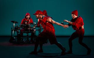 Fêtes de la danse / Cie DK59 - Gilles Verièpe
