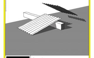 « Faux plafond » - architectures éphémères
