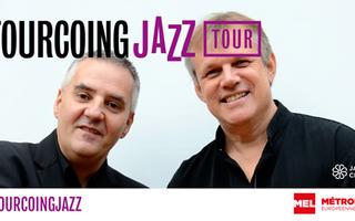 Tourcoing Jazz Tour : André Charlier et Benoît Sourisse
