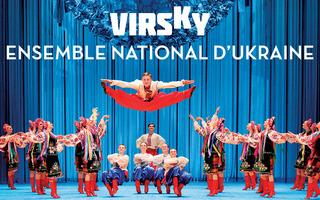 Virsky - Ensemble national d'Ukraine
