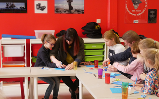 Ateliers familles : Animaux  marins
