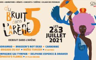 Festival Du Bruit Dans l'Arène 2021