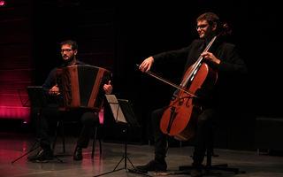Concerts d'été aux Jardins : Duo Violoncelle-Accordéon