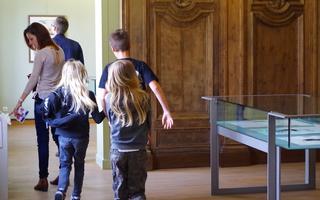 Jeu en famille : Arnould de Vuez et l'oeuvre mystère