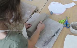 Stage enfants 7 > 12 ans / Petit laboratoire de sculptures quotidiennes