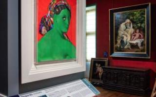 Exposition « Regards croisés » au Château royal
