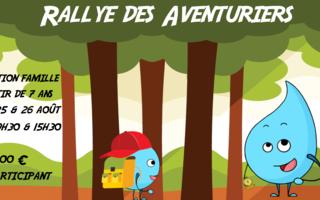 Animation famille : Rallye des Aventuriers