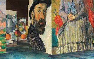 Cezanne, maitre de la Provence