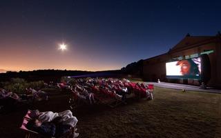 Cinéma en Plein Air au Château Gassier à Puyloubier – été 2021