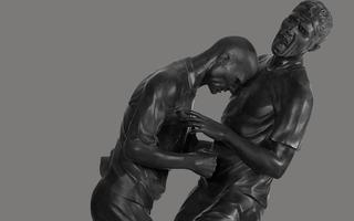 Le Noir et le Blanc dans la collection Pinault