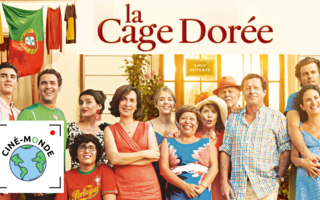"""Cinéma du Monde : """"La cage dorée"""" de Ruben Alves"""