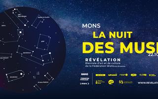 La Nuit des Musées 2021 à Mons