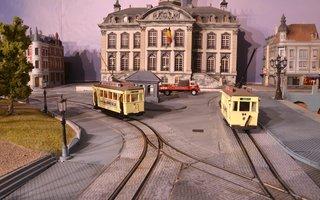 Trams à Verviers