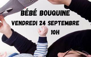 Bébé Bouquine - lecture pour tout-petits