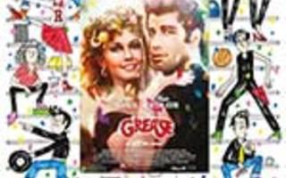 L'écran pop : Grease