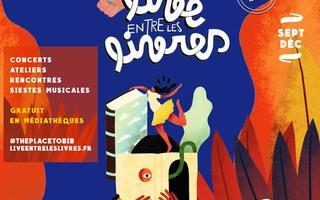 La guitare, l'instrument du rock avec Olivier Pernot - Live entre les livres à Bailleul