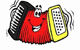 Séraphine et son accordéon